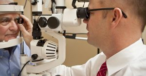 cataract examination greensboro