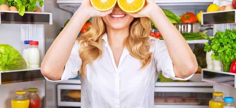 Top 4 Foods to Keep Your Eyes Healthy and Your Vision Clear