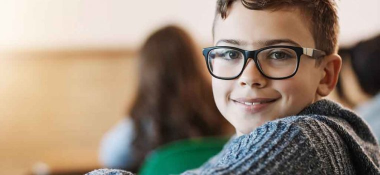 How to Pick the Right Eyewear for Your Child