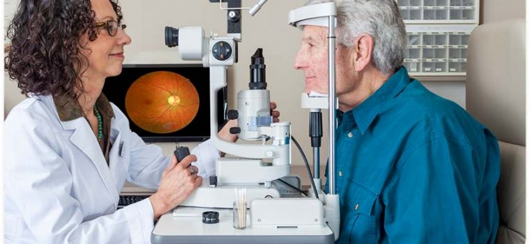 Early Symptoms of Age-Related Macular Degeneration